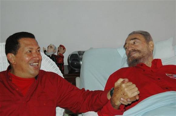 FIDEL CHAVEZ SANTERIA