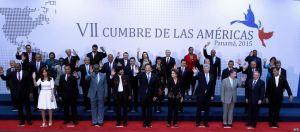 VII CUMBRE DE LAS AMERICAS 1