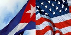 BANDERAS CUBA EEUU