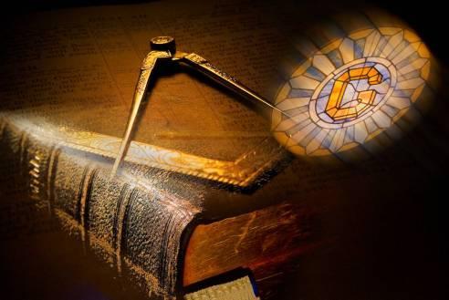 Resultado de imagen para fotos del simbolismo del compas masonico