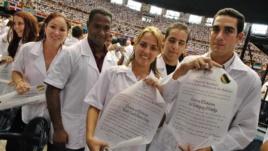 MEDICOS CUBANOS REVALIDA