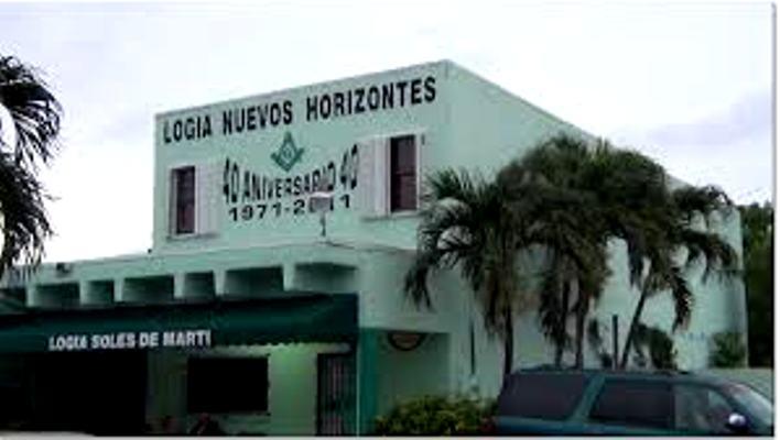 ¿unidad en la masoneria cubana exiliada? Nueves-horizontes