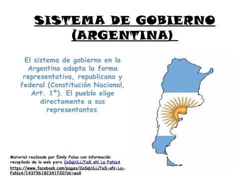 Resultado de imagen para foto de l gobierno argentino