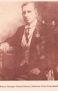 ENRIQUE LLANSO SIMONI