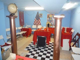 Image result for foto templo masonico genesis de america
