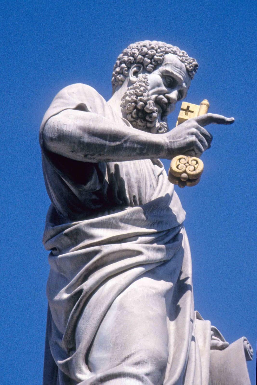 el s mbolo de la llave san pedro matrix y el vaticano