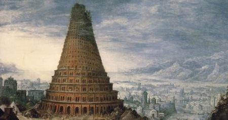 Resultado de imagen para fotos la torre de babel en la masoneria