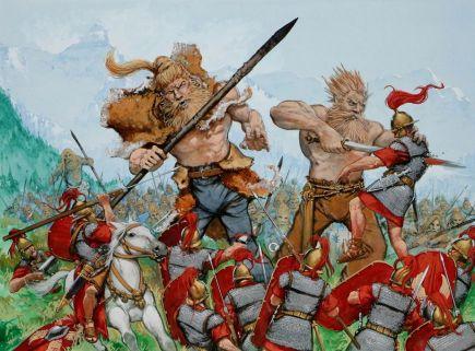 Resultado de imagen para Gaut , Dios de la lanza,  origen de los Godos