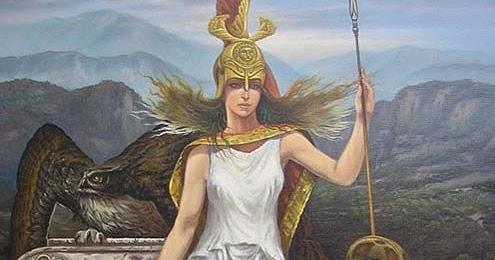 Resultado de imagen para minerva diosa