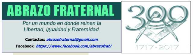 ABRAZO FRATERNAL
