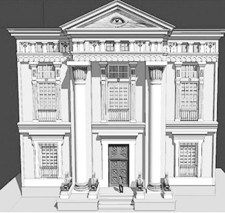 Resultado de imagen para foto del templo masonico