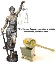 Resultado de imagen para foto de la ley masonica